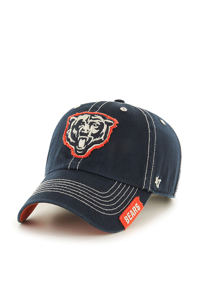 47 Chicago Bears Navy Blue Rockwell Adjustable Hat a6437eca7