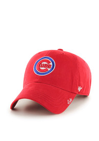 47 Chicago Cubs Womens Red Miata Adjustable Hat