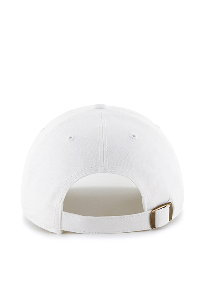 '47 Chicago Cubs White Miata Womens Adjustable Hat - Image 2