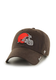 47 Cleveland Browns Womens Brown Miata Adjustable Hat