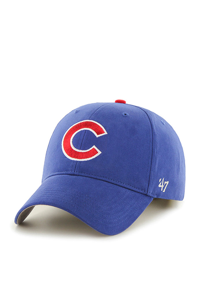 47 Chicago Cubs Baby Basic Adjustable Hat - Blue - Image 1