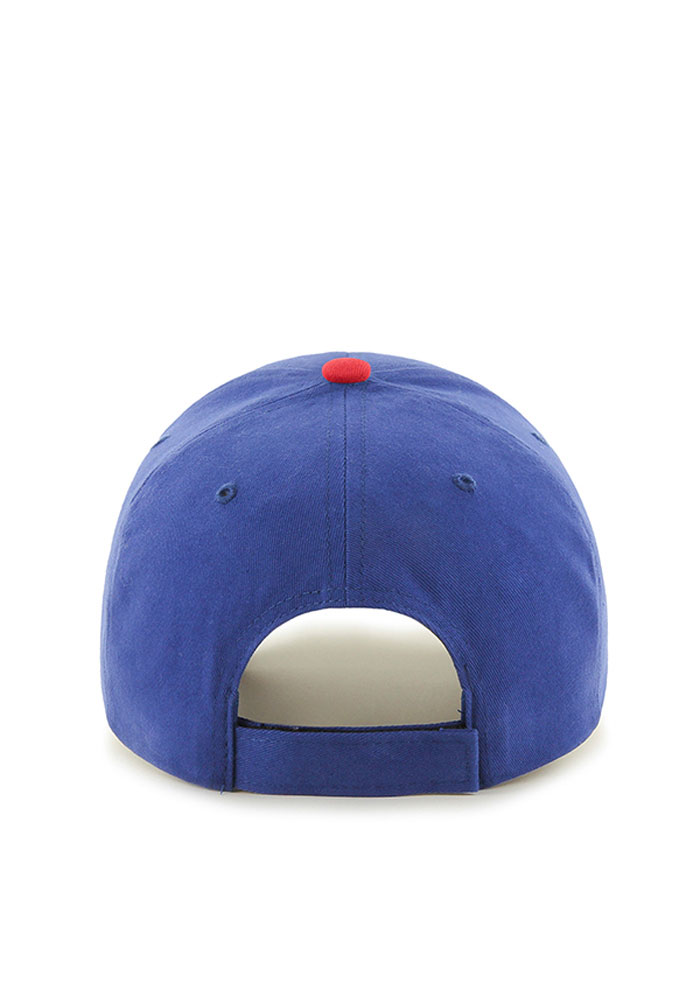 47 Chicago Cubs Baby Basic Adjustable Hat - Blue - Image 2