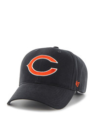 Chicago Bears Navy Blue Basic Youth Adjustable Hat