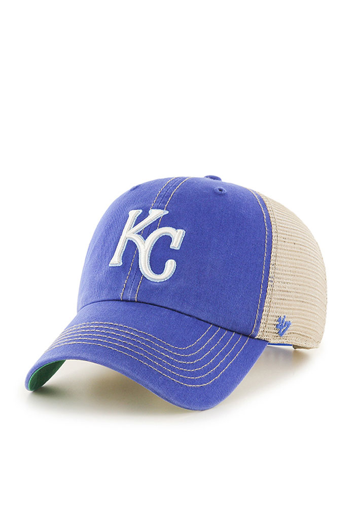 30b22855add  47 Kansas City Royals Blue Trawler Adjustable Hat