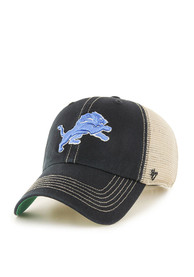 47 Detroit Lions Trawler Adjustable Hat - Black
