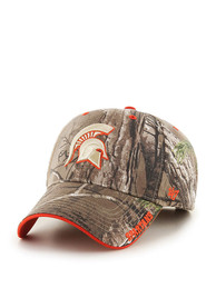47 Michigan State Spartans RealTree Frost MVP Adjustable Hat - Green