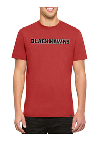 47 Chicago Blackhawks Red Flanker MVP Fashion Tee