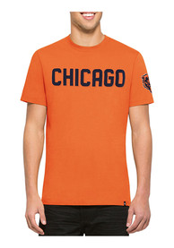47 Chicago Bears Orange Fieldhouse Fashion Tee
