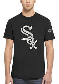 47 Chicago White Sox Black Two Peat Fashion Tee