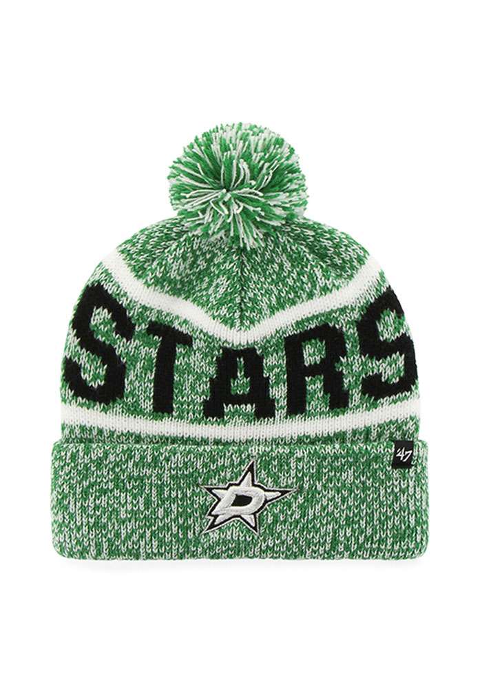 '47 Dallas Stars Kelly Green Northmont Knit Hat