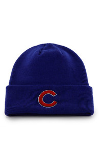 '47 Chicago Cubs Blue Raised Cuff Knit Hat