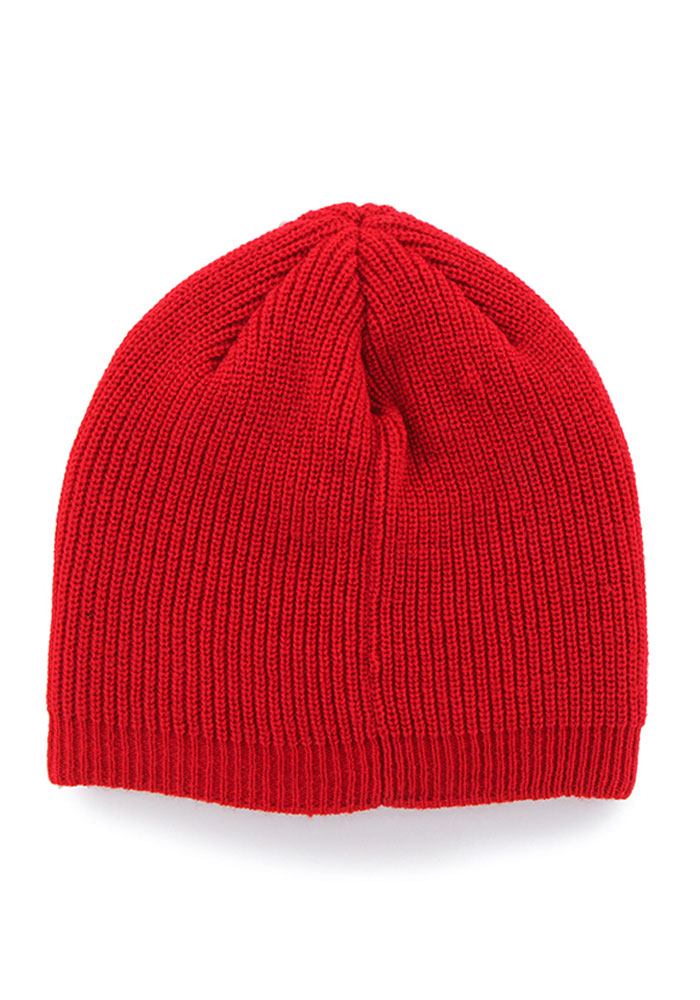 '47 Detroit Red Wings Red Sparkle Beanie Womens Knit Hat - Image 2