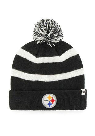'47 Pittsburgh Steelers Brown Breakaway Knit Hat