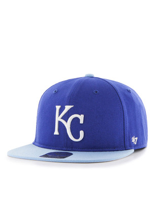 Shop Kansas City Royals Boys Youth Snapback Hats Accessories c4ed1ea33d0