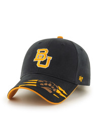 Baylor Bears Black Claws Youth Adjustable Hat