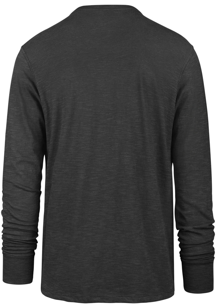 47 Pittsburgh Steelers Grey Scrum Long Sleeve Fashion T Shirt - Image 2