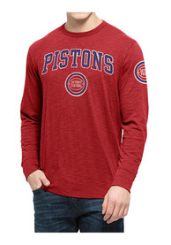 47 Detroit Pistons Red Rescue Fashion Tee