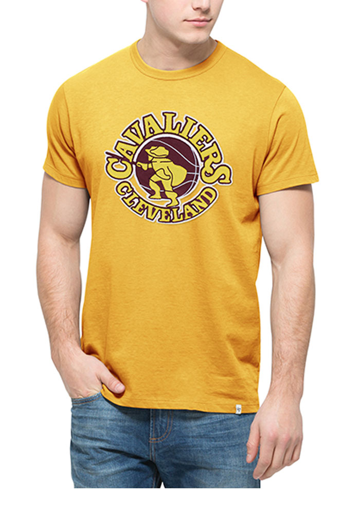 47 Cleveland Cavaliers Gold Knockout Fashion Tee