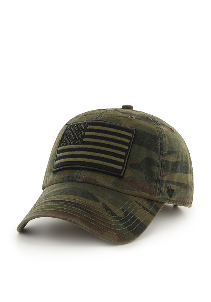 '47 USA OHT Movement Tonal Clean Up Adjustable Hat - Image 1