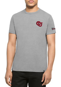 47 Oklahoma Sooners Grey Rundown Fashion Tee