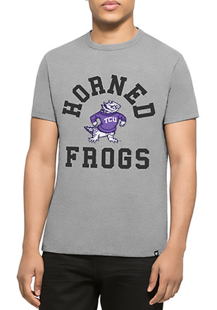 '47 Horned Frogs Mens Grey Tradition Fashion Tee