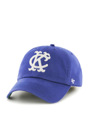 Kansas City Athletics '47 Mens Blue Home Fitted Hat