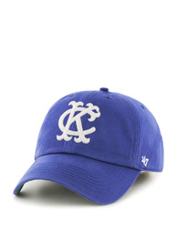 Kansas City Athletics 47 Blue Home Fitted Hat