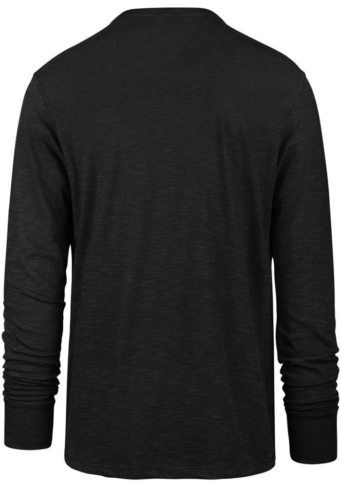 47 Cincinnati Bengals Black Number One Long Sleeve Fashion T Shirt - Image 2