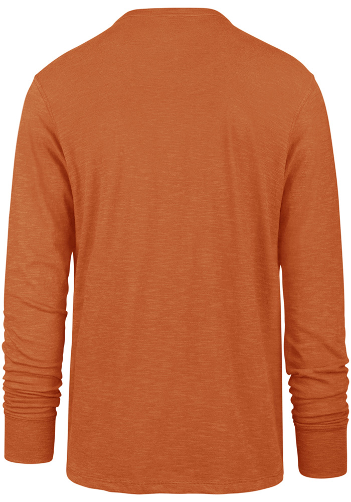 47 Cincinnati Bengals Orange Scrum Long Sleeve Fashion T Shirt - Image 2