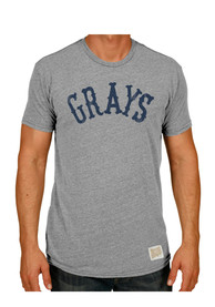 Original Retro Brand Homestead Grays Vintage Tri-Blend Tee