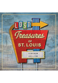 St Louis Lost Treasures of St. Louis History Book