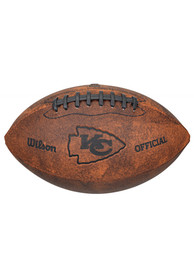 Kansas City Chiefs Vintage Football