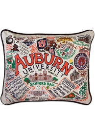 Auburn Tigers 16x20 Embroidered Pillow