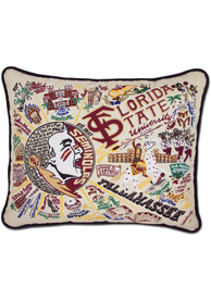 Florida State Seminoles 16x20 Embroidered Pillow