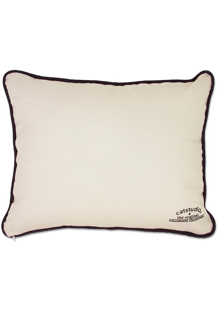 Pennsylvania Quakers 16x20 Embroidered Pillow - Image 2