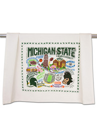 Michigan State Spartans Printed and Embroidered Towel