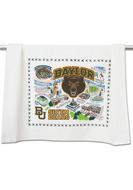 Baylor Bears Printed and Embroidered Towel