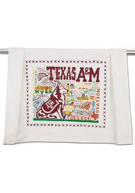 Texas A&M Aggies Printed and Embroidered Towel