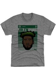 Jalen Mills Philadelphia Eagles Grey Fade G Fashion Player Tee