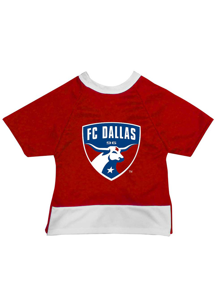 uk availability dda55 82834 FC Dallas Mesh Soccer Pet Jersey