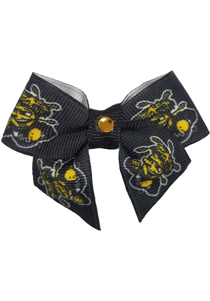 Wichita State Shockers Team Logo Pet Bow - Image 1