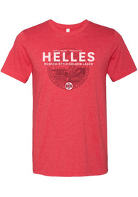 KC Bier Co Red Helles Lager Short Sleeve T Shirt