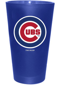 Chicago Cubs Frosted Team Pint Glass
