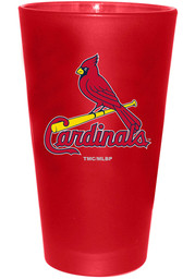 St Louis Cardinals Frosted Team Pint Glass