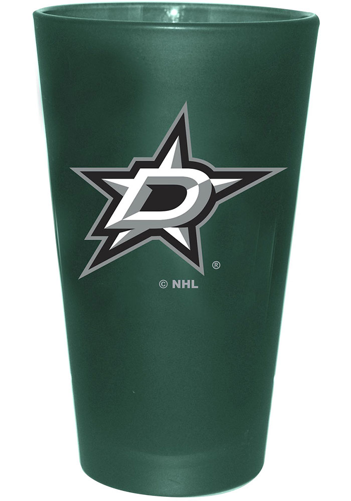 Dallas Stars Frosted Team Pint Glass - Image 1