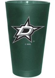 Dallas Stars Frosted Team Pint Glass