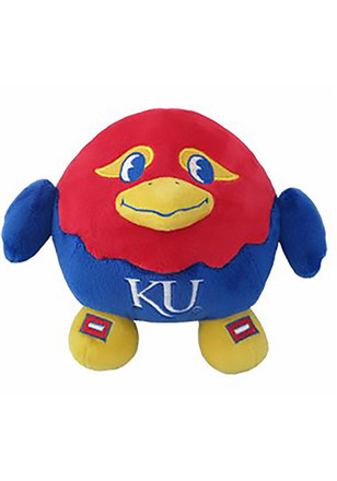 Kansas Jayhawks 5 Inch Squishable Plush