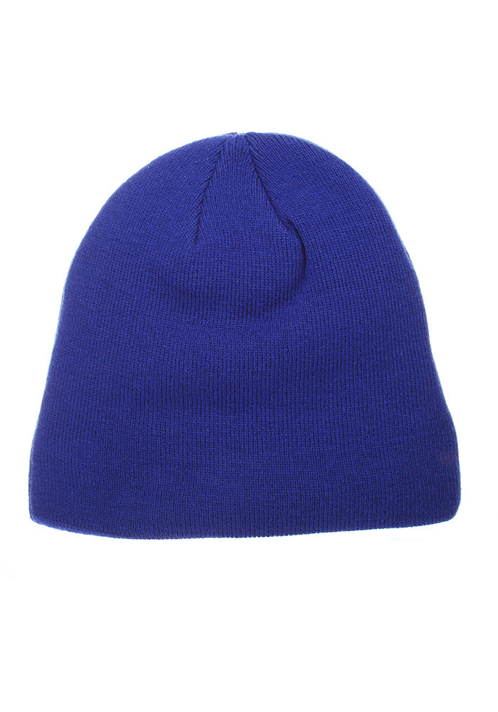 Zephyr Dayton Flyers Blue Edge Mens Knit Hat - Image 2