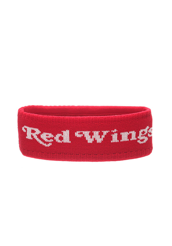 Zephyr Detroit Red Wings Red Halo Mens Knit Hat - Image 1