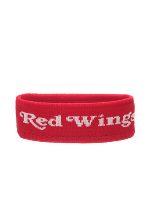 Zephyr Detroit Red Wings Red Halo Knit Hat